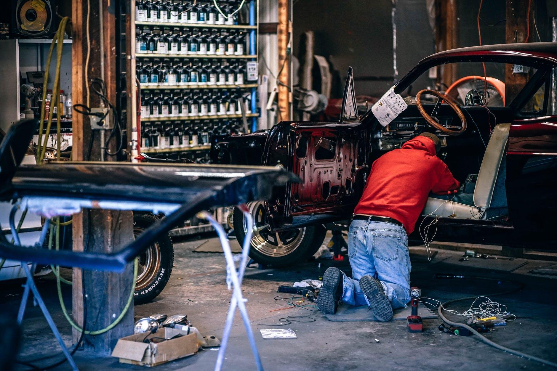 ข้อสังเกตในการเลือกอู่ซ่อมรถ